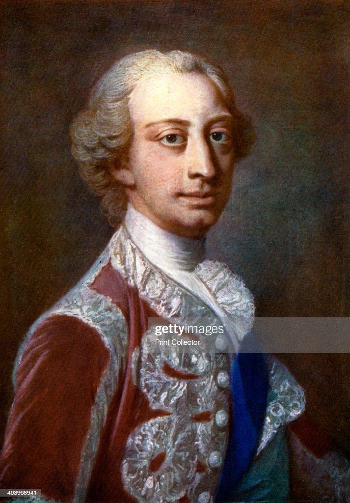 'Prince Frederick Louis of Wales, eldest son of George II', c1740s.Artist: Nicolas de Largilliere : Foto jornalística