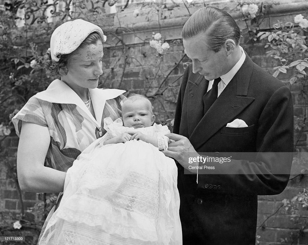 Royal Christening : Fotografía de noticias