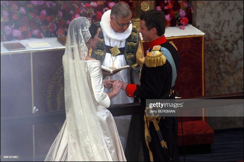 Wedding of Prince Frederik of Denmark and Mary Donaldson : News Photo