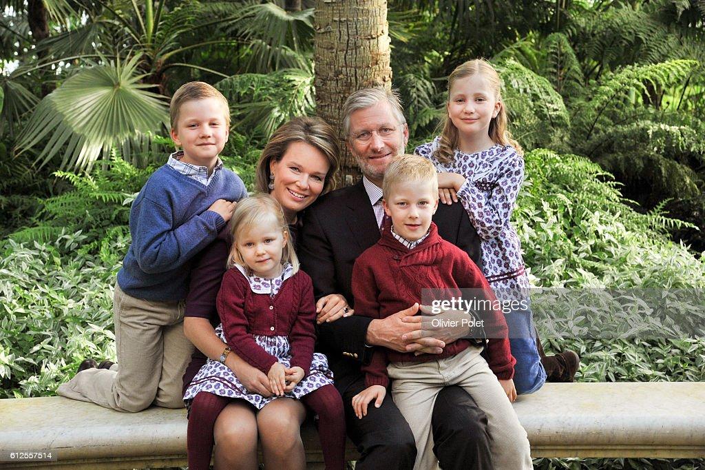 Belgium - Royal Family : News Photo