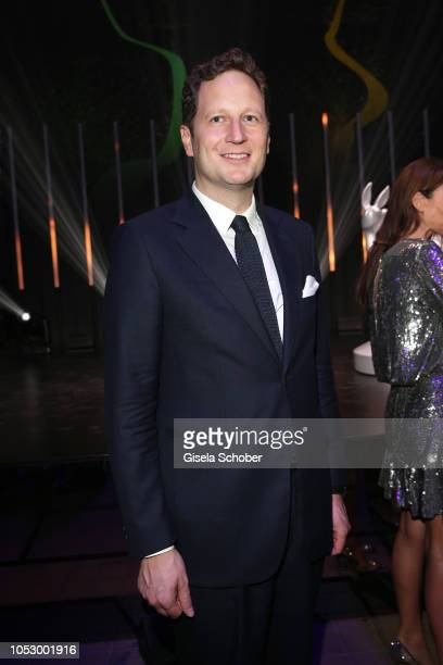 Prince Georg Friedrich von Preussen during the Tribute to Bambi 2018 charity gala benefit to Bambi hilft Kindern at Kraftwerk Mitte on October 18...