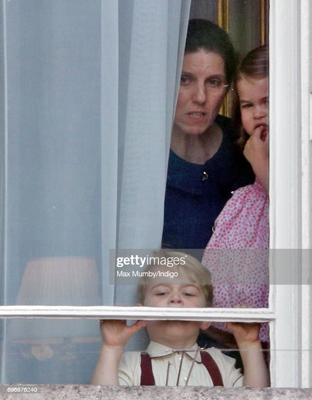 Trooping The Colour 2017 : News Photo