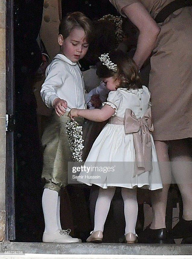 Wedding Of Pippa Middleton And James Matthews : News Photo