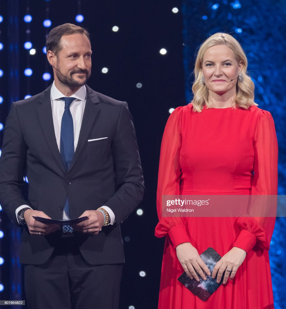 Norwegian Royals Attend Sports Gala 2018