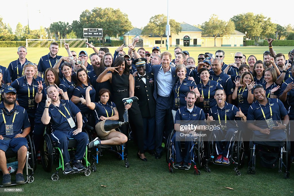 Invictus Games Orlando 2016 - Behind The Scenes : ニュース写真