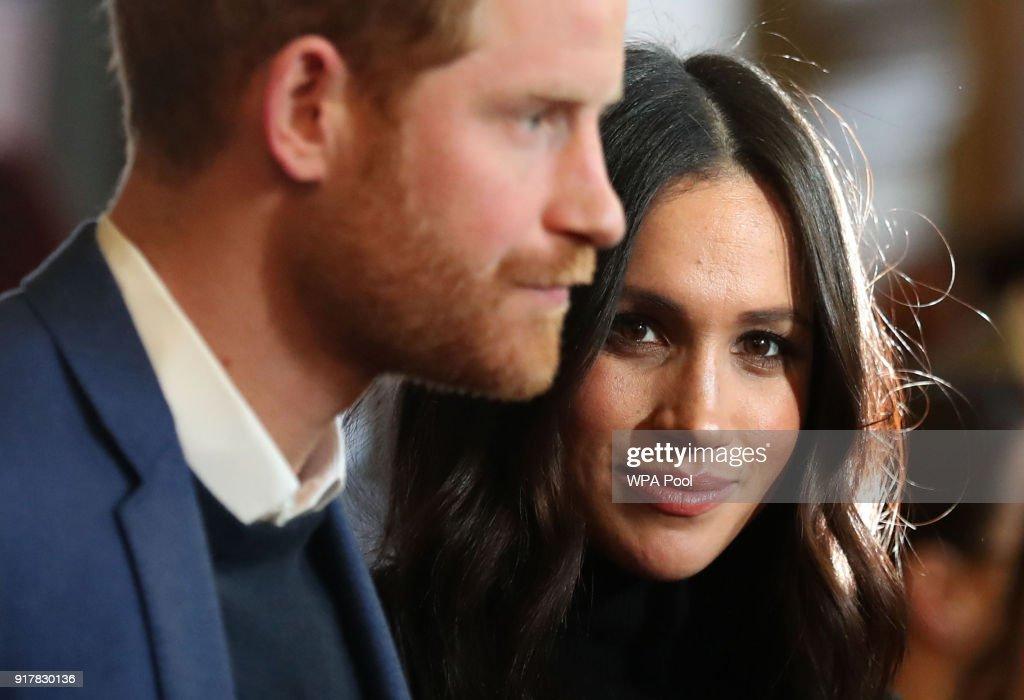 Prince Harry and Meghan Markle's Romance