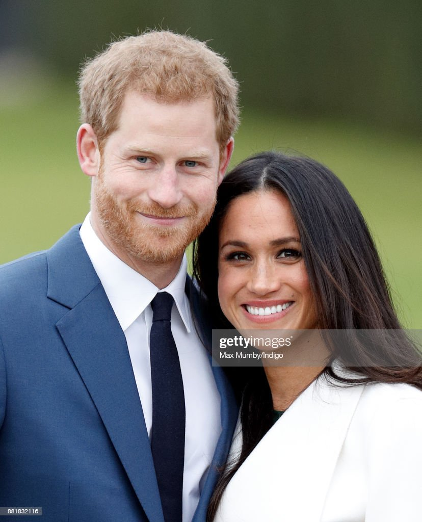 Prince Harry has officially announced his engagement with Megan Markl 27.11.2017 59