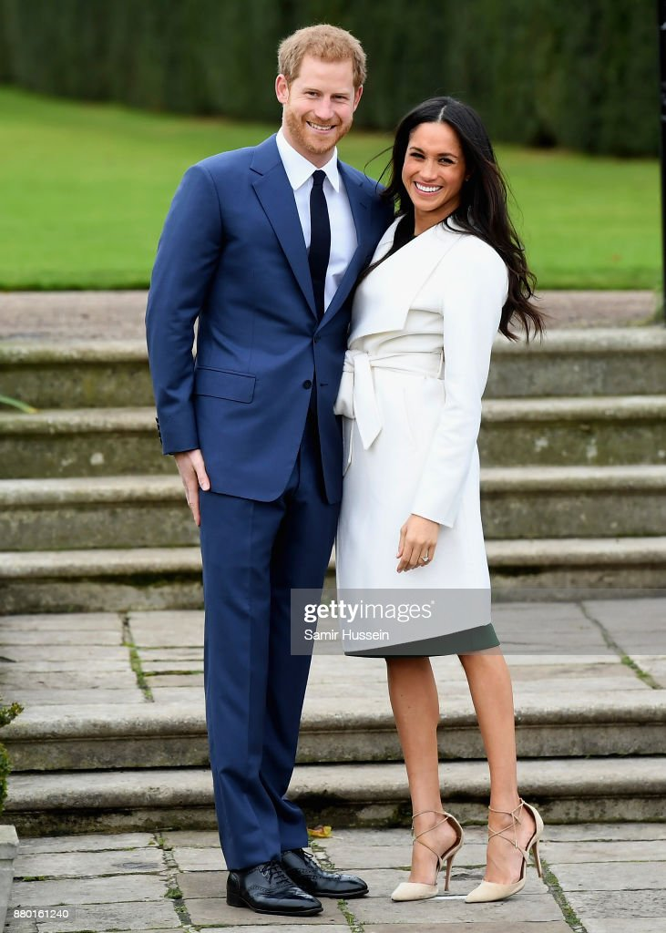 Announcement Of Prince Harry's Engagement To Meghan Markle : ニュース写真
