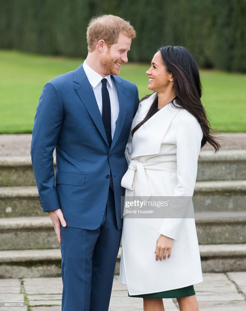 GBR: FILE: Meghan and Prince Harry's Royal Love Story