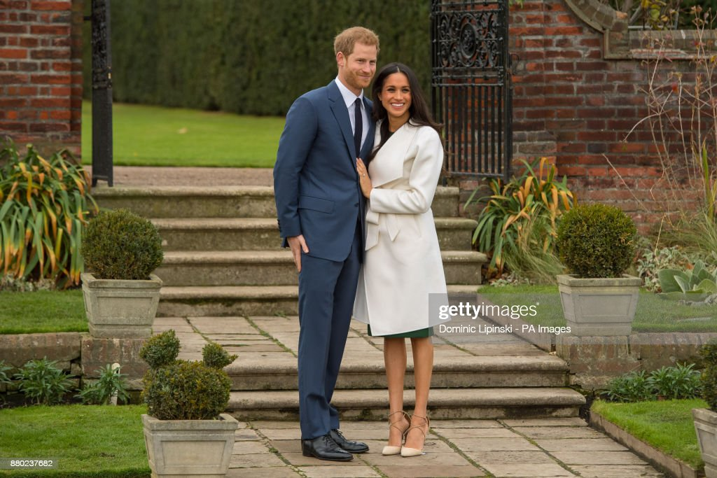 Prince Harry engagement : News Photo