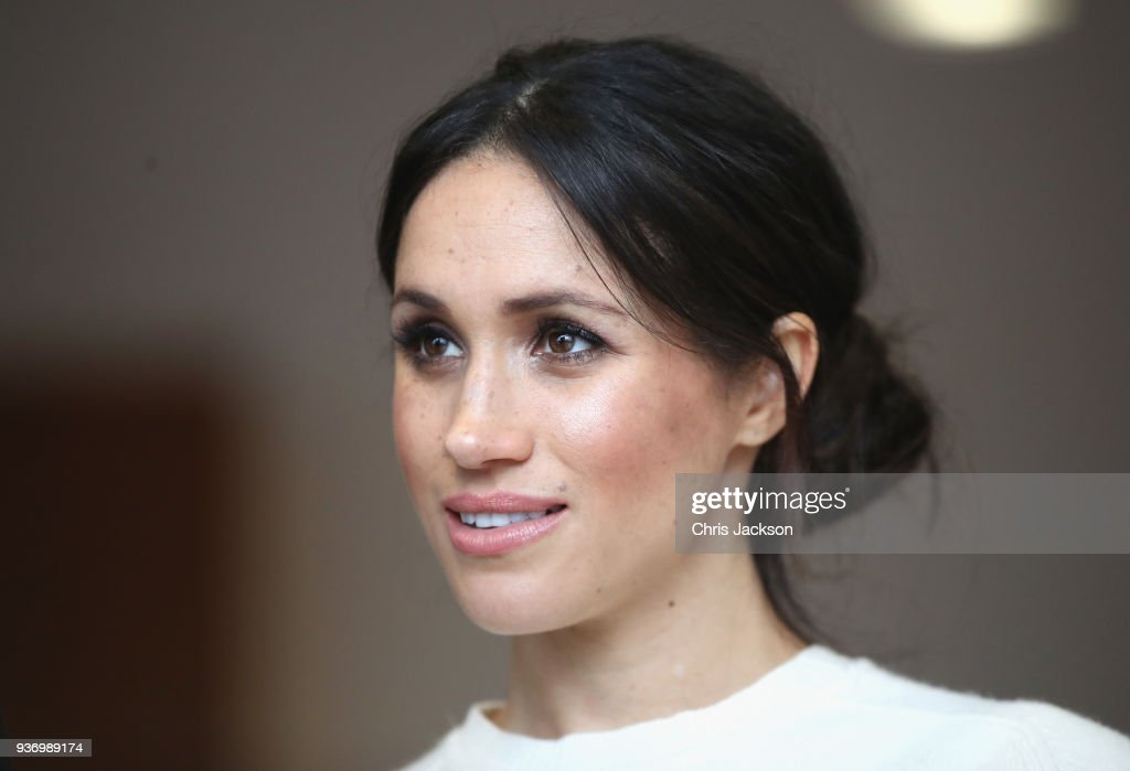 Prince Harry And Meghan Markle Visit Northern Ireland : News Photo