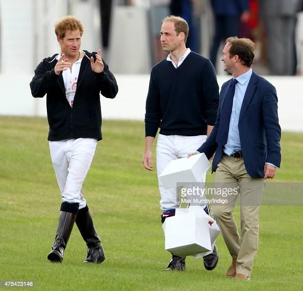 Prince Harry, And Prince William, Duke Of Cambridge