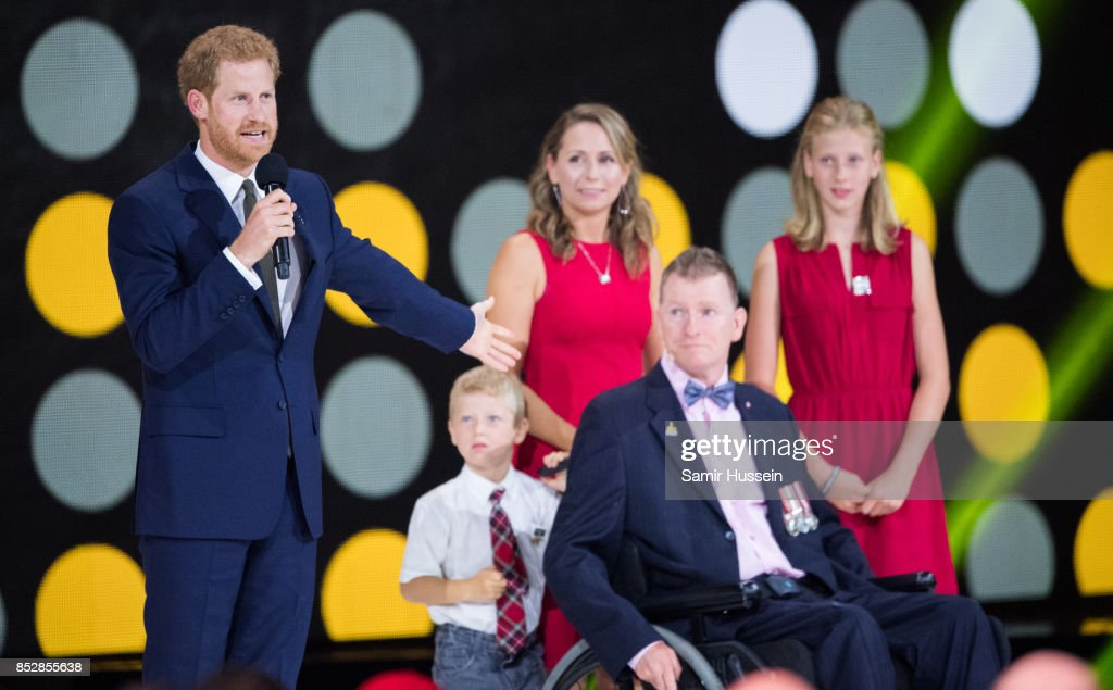 Day 1: Invictus Games Toronto 2017 : News Photo