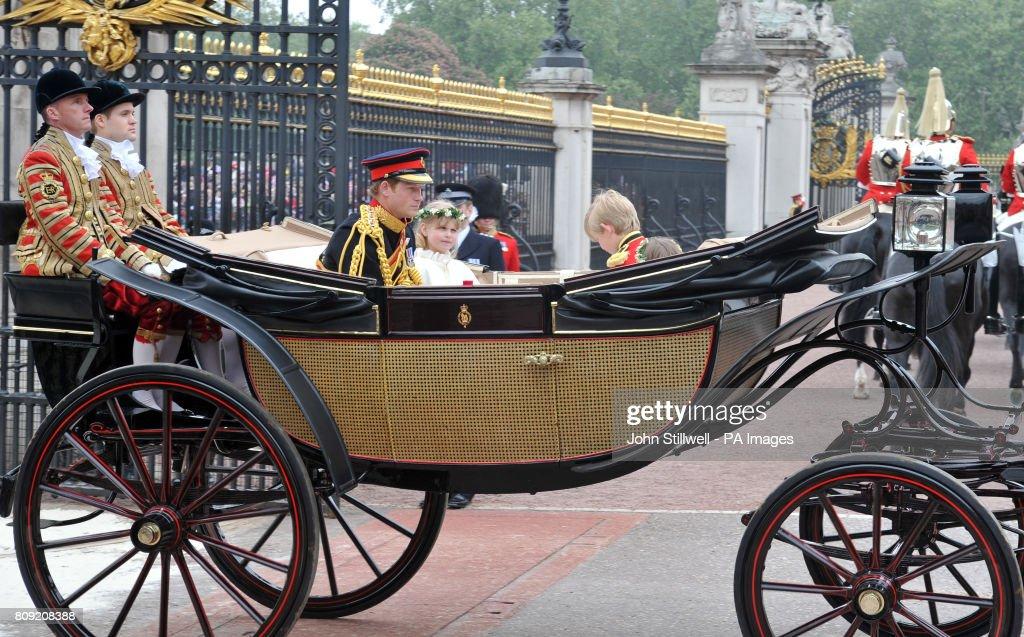 The Royal Wedding : Fotografía de noticias
