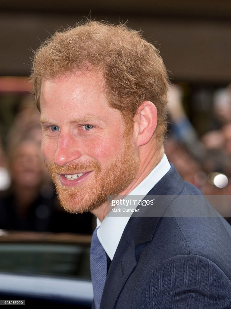 Prince Harry ICAP Charity Trading Day In Aid Of Sentebale : News Photo