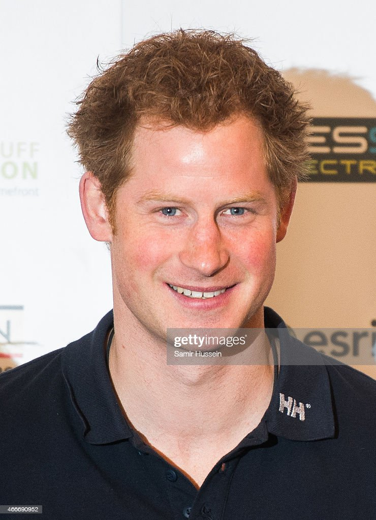 "Prince Harry Attends The Launch Event For Walking With The Wounded's ""Walk Of Britain"""
