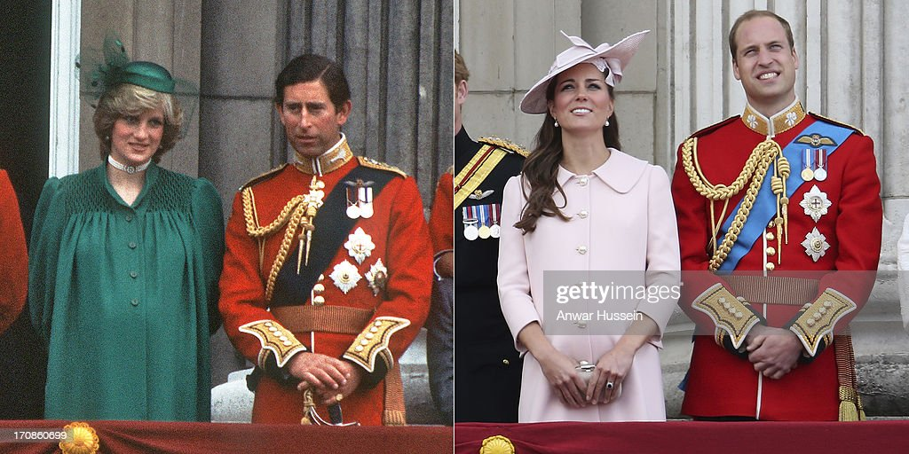 Royal Comparisons : News Photo