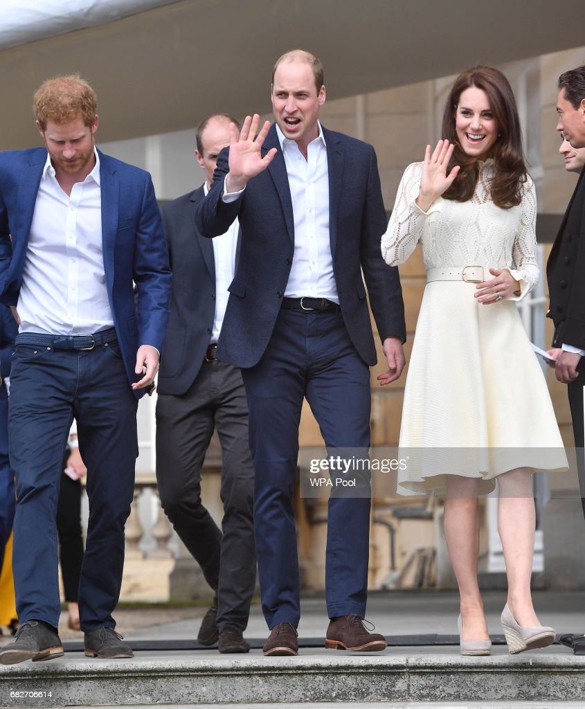 Party At The Palace : News Photo