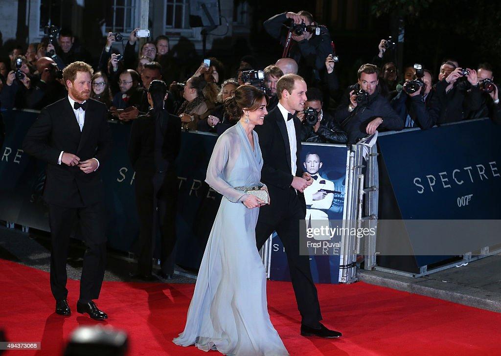 'Spectre' - UK Film Premiere : News Photo