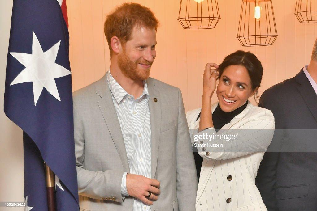 The Duke And Duchess Of Sussex Visit Australia - Day 6 : News Photo