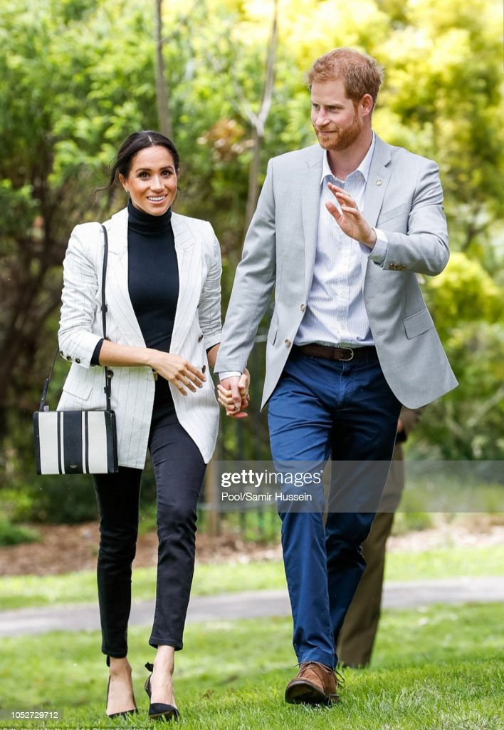 The Duke And Duchess Of Sussex Visit Australia - Day 6 : News Photo