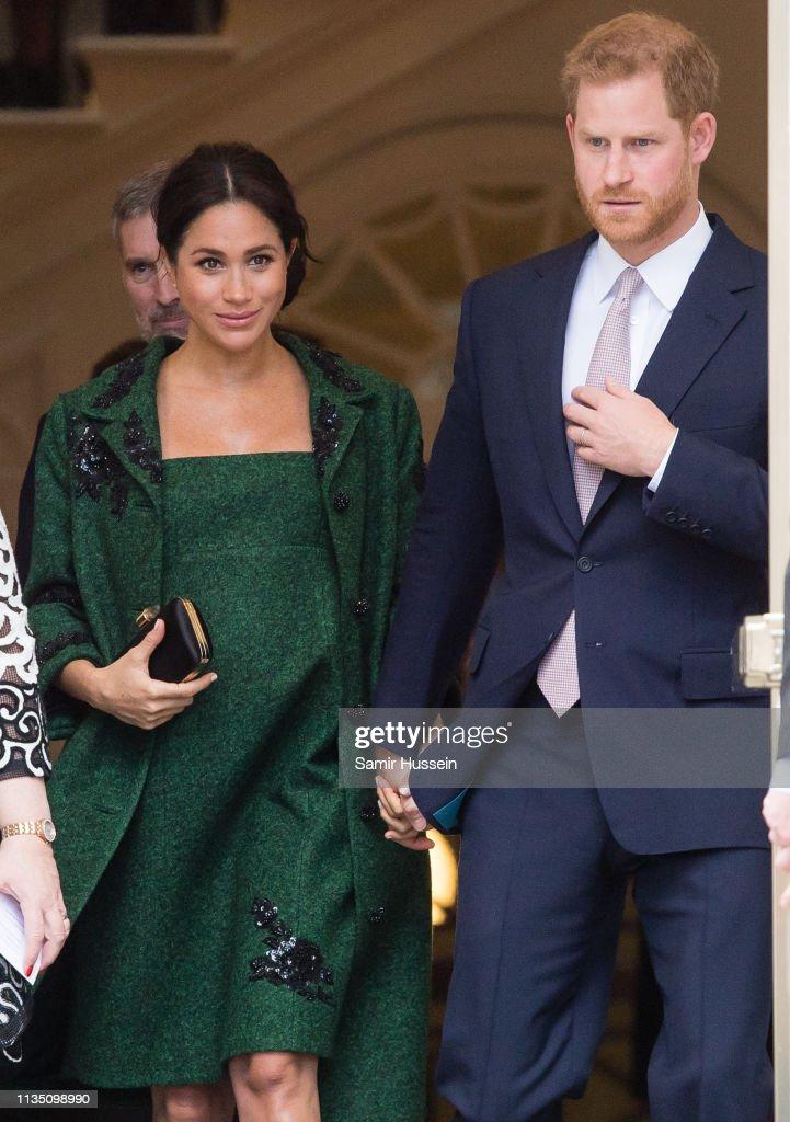 Мероприятие герцога и герцогини Сассекских
