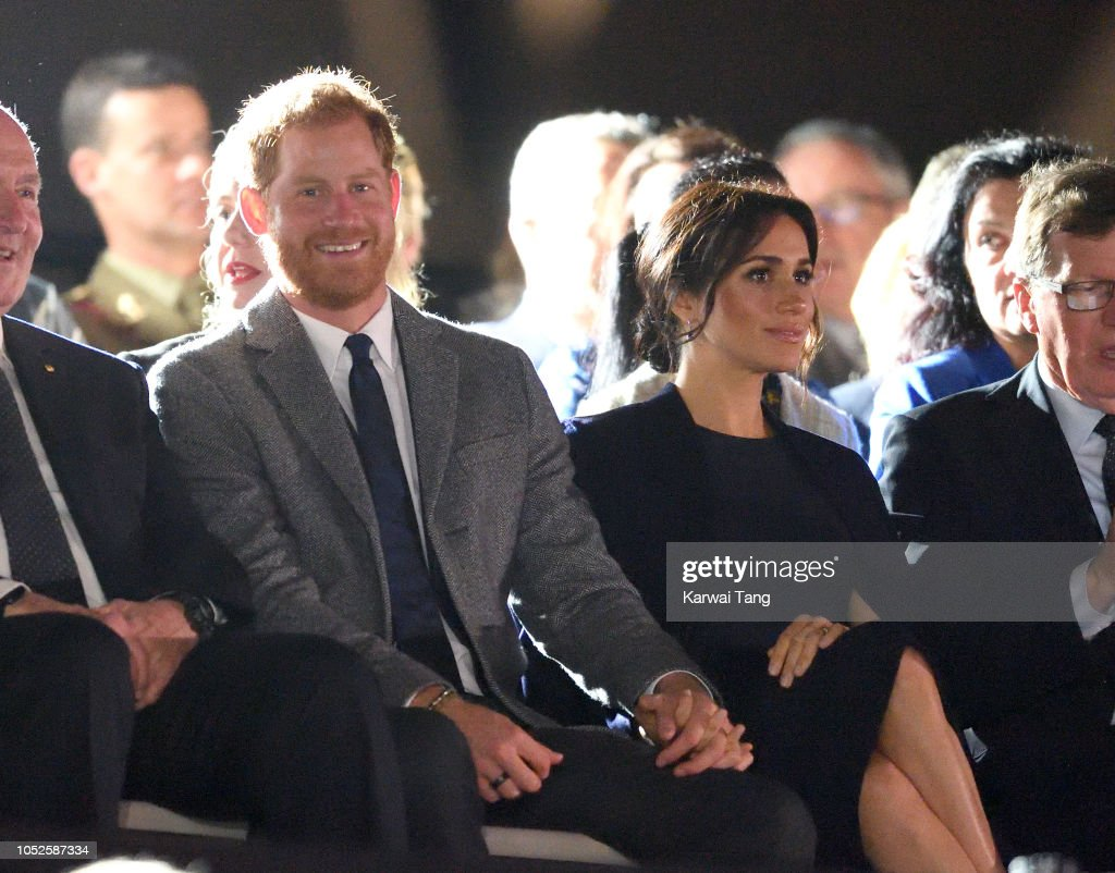 The Duke And Duchess Of Sussex Visit Australia - Day 5 : News Photo