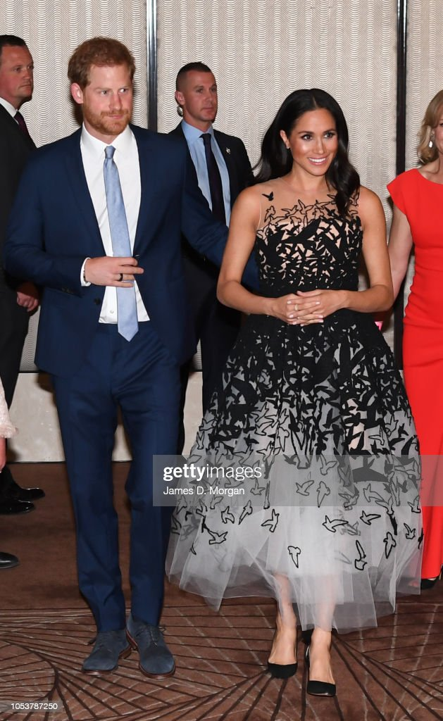 The Duke And Duchess Of Sussex Visit Australia - Day 8 : News Photo
