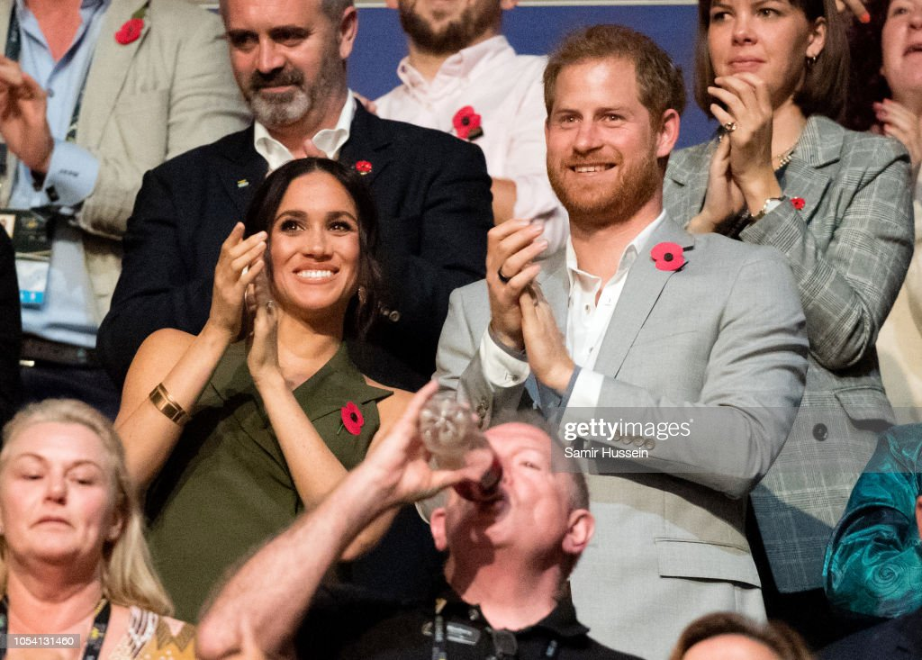 The Duke And Duchess Of Sussex Visit Australia - Day 9 : Foto di attualità