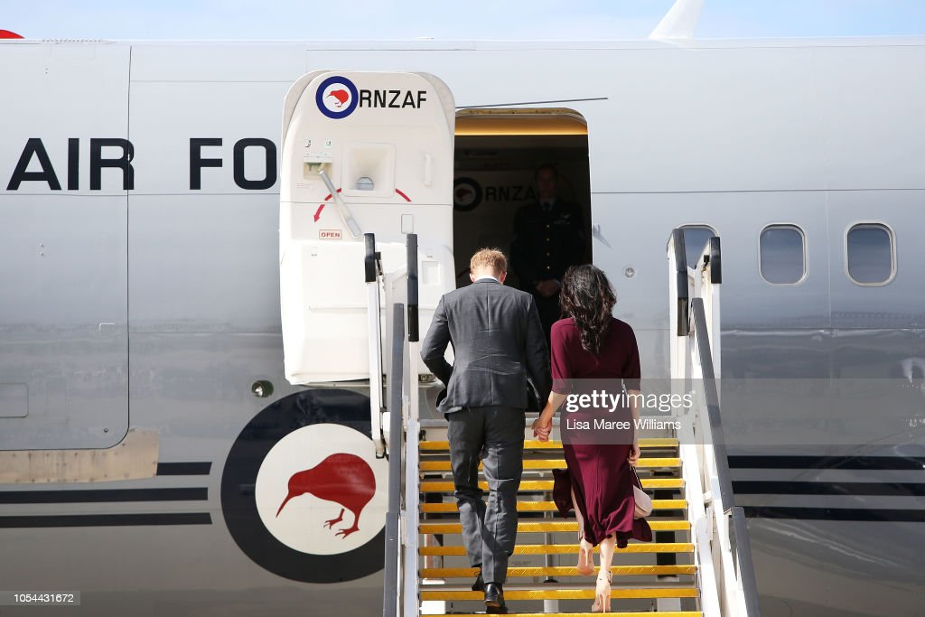 The Duke And Duchess Of Sussex Visit Australia - Day 10 : News Photo