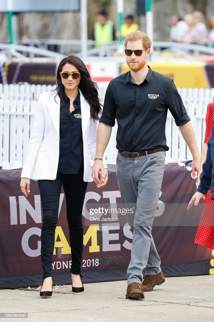 Invictus Games Sydney 2018 - Day 1 : News Photo