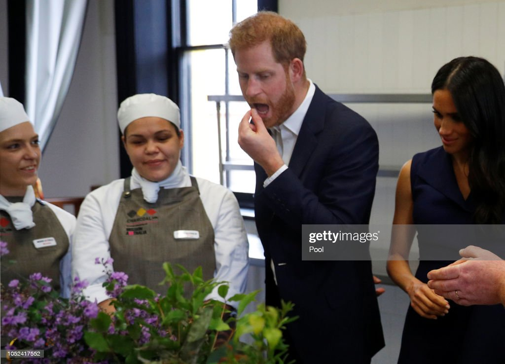 The Duke And Duchess Of Sussex Visit Australia - Day 3 : News Photo