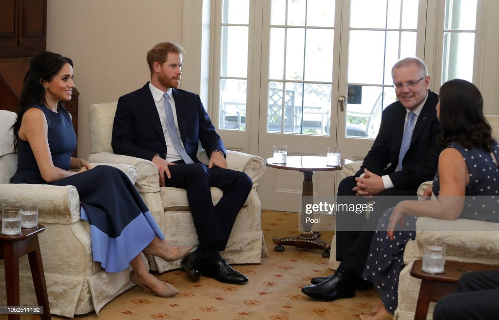 The Duke And Duchess Of Sussex Visit Australia - Day 4 : News Photo
