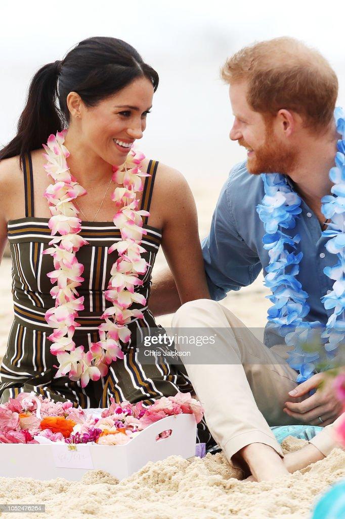 The Duke And Duchess Of Sussex Visit Australia - Day 4 : News Photo