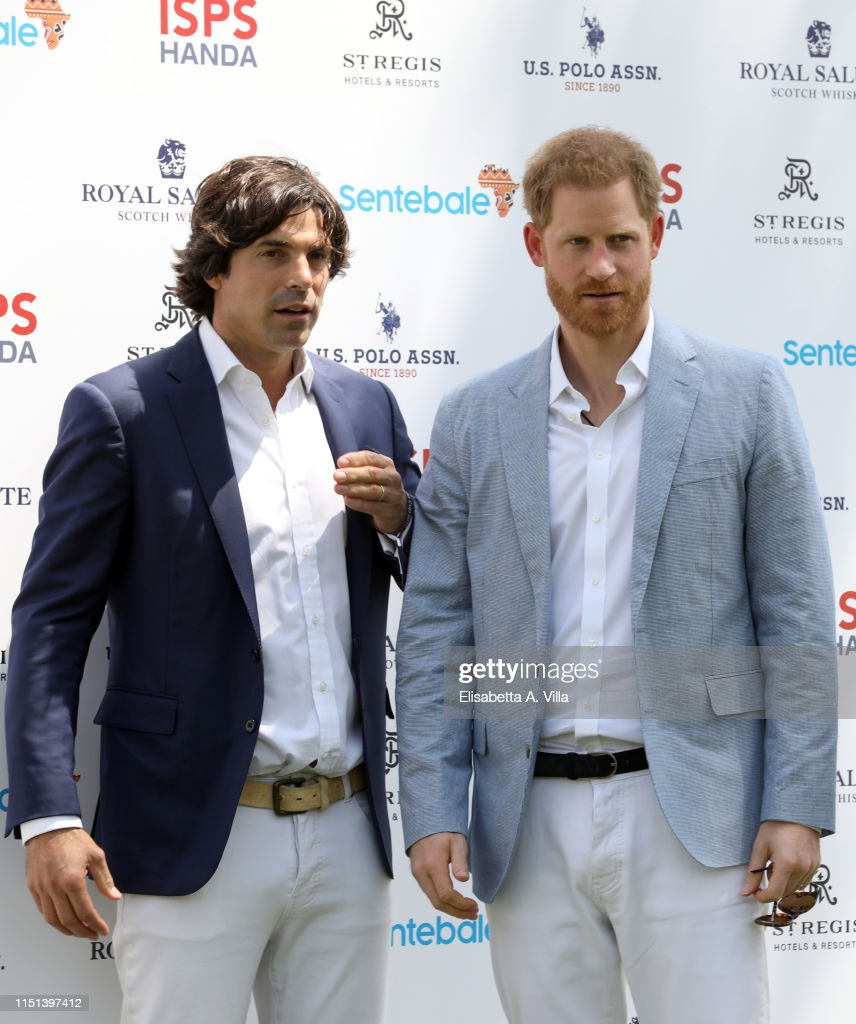 ITA: The Duke Of Sussex Attends 2019 Sentebale ISPS Handa Polo Cup In Rome