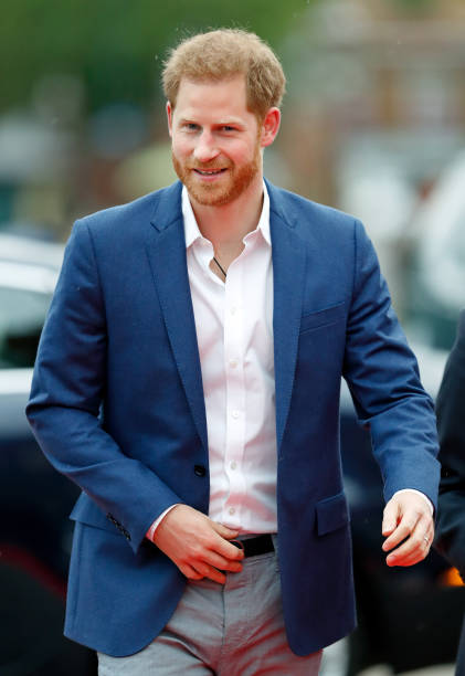 GBR: The Duke Of Sussex Attends The Sentebale Audi Concert