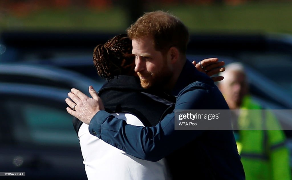 The Duke Of Sussex Officially Opens The Silverstone Experience : News Photo