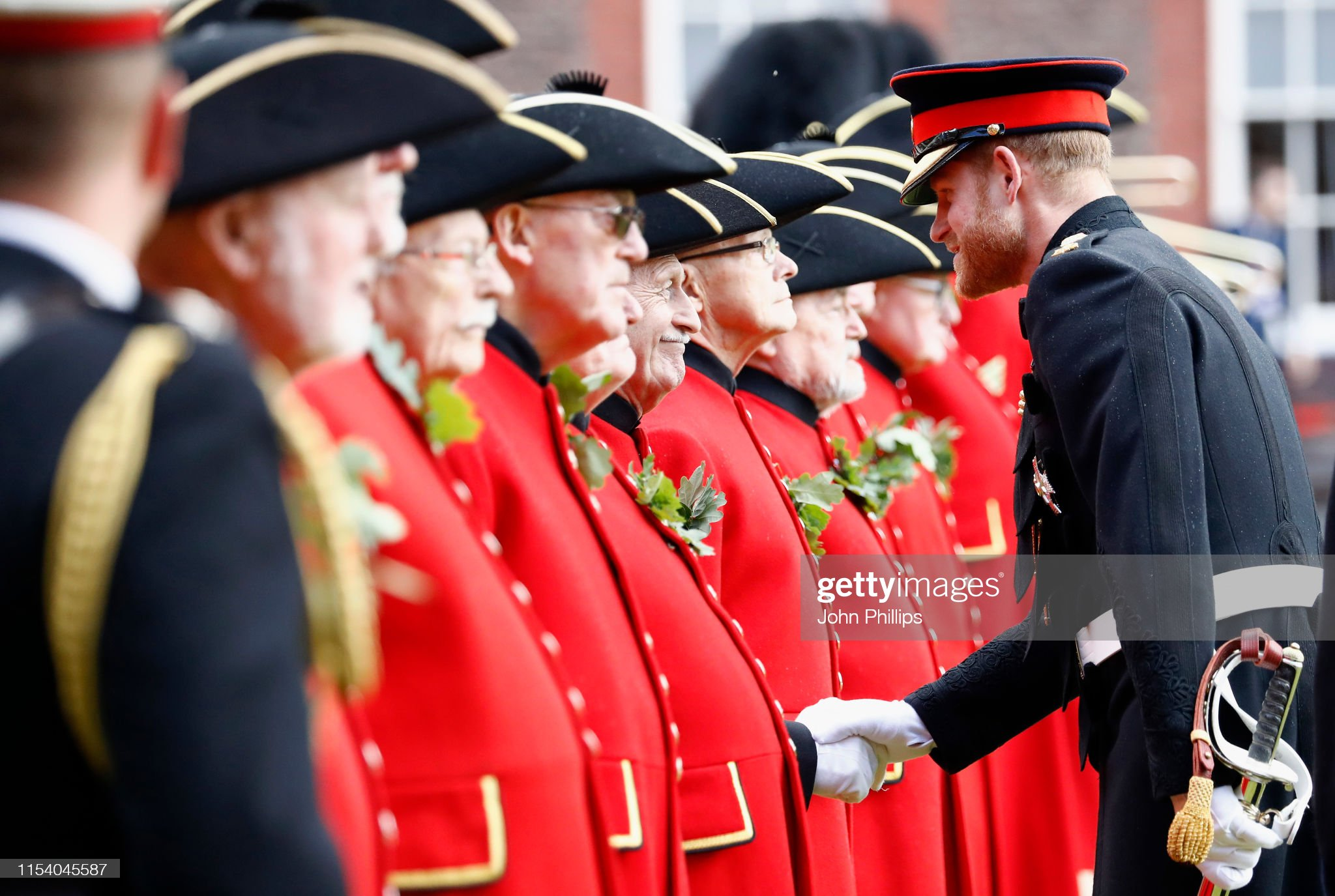 prince-harry-duke-of-sussex-meets-veterans-and-chelsea-pensioners-as-picture-id1154045587