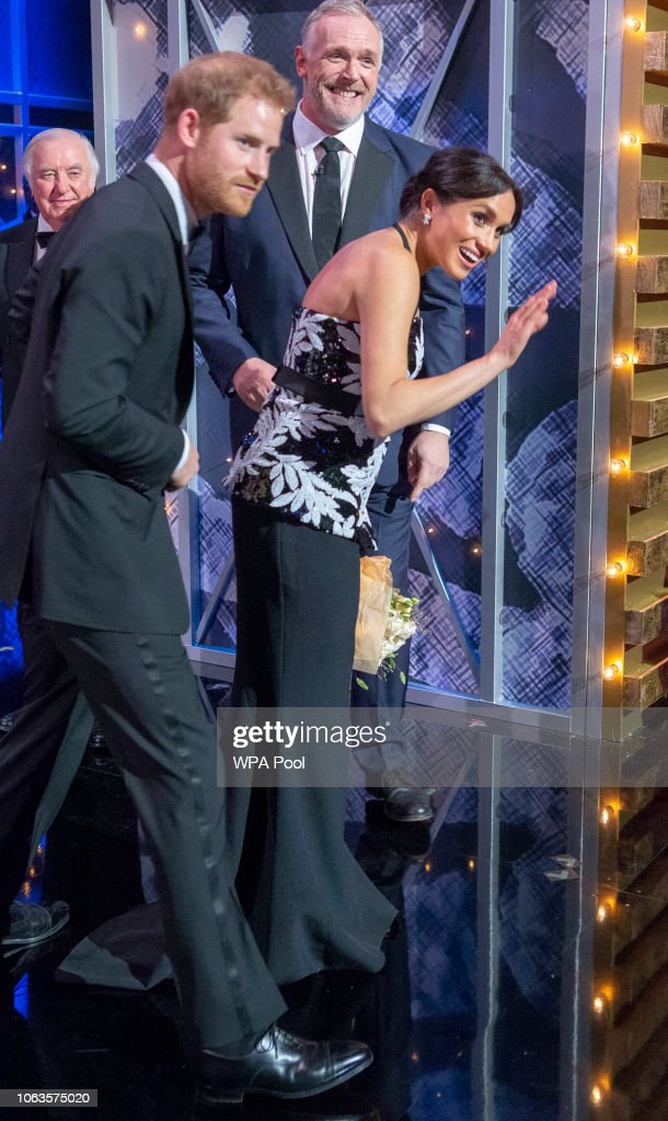 The Royal Variety Performance 2018 : News Photo