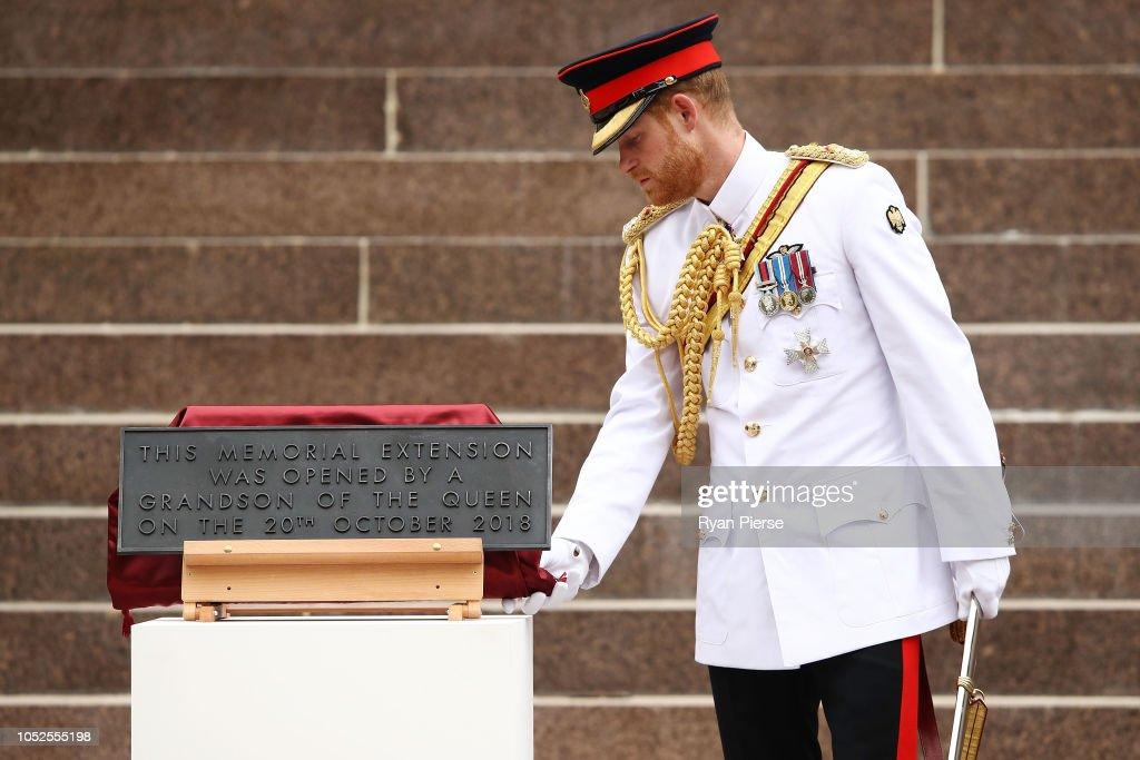 The Duke And Duchess Of Sussex Visit Australia - Day 5 : News Photo