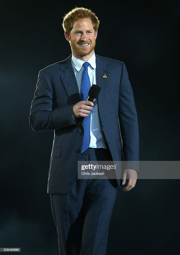 Invictus Games Orlando 2016 - Opening Ceremony : News Photo