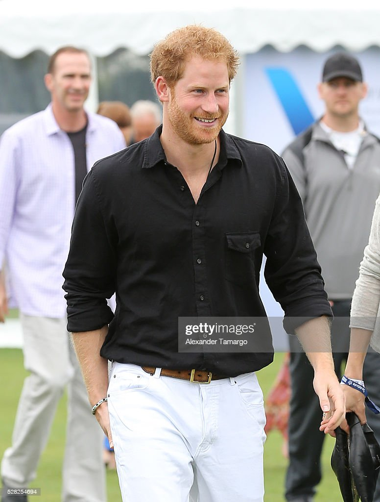 Sentebale Royal Salute Polo Cup WIth Prince Harry - Arrivals