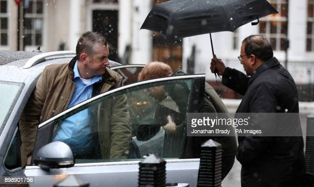 Prince Harry leaves Broadcasting House in London after guest editing BBC Radio 4's Today programme
