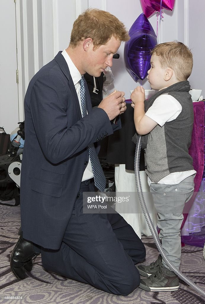 Prince Harry Attends The WellChild Awards : News Photo