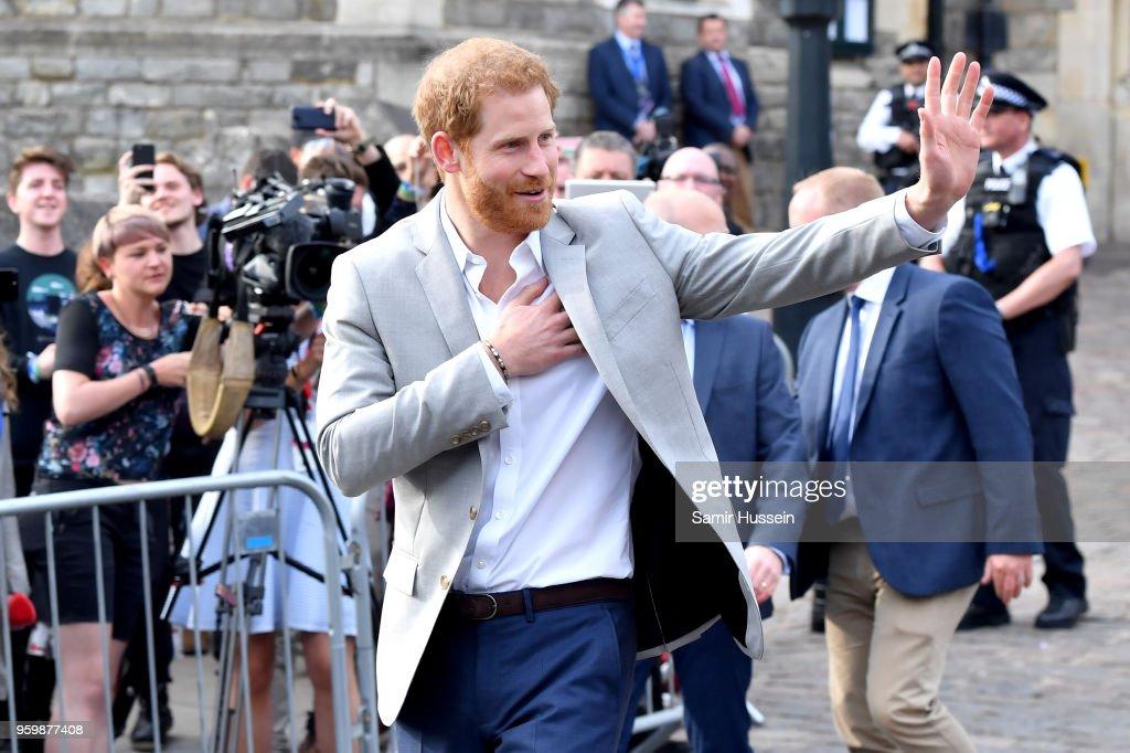 The Royal Wedding Countdown