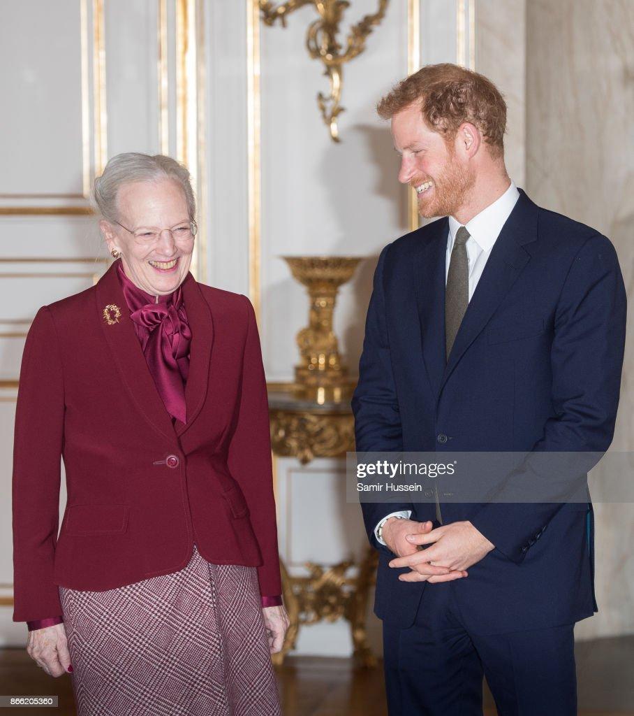 Prince Harry Visits Copenhagen - Day 1 : News Photo