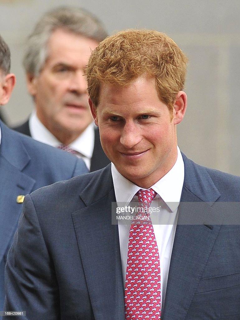 US-UK-ROYALS-CONGRESS : News Photo