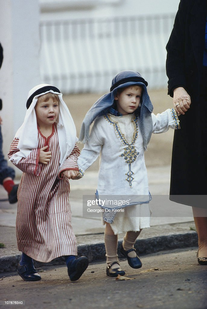 Prince Harry In Costume : News Photo