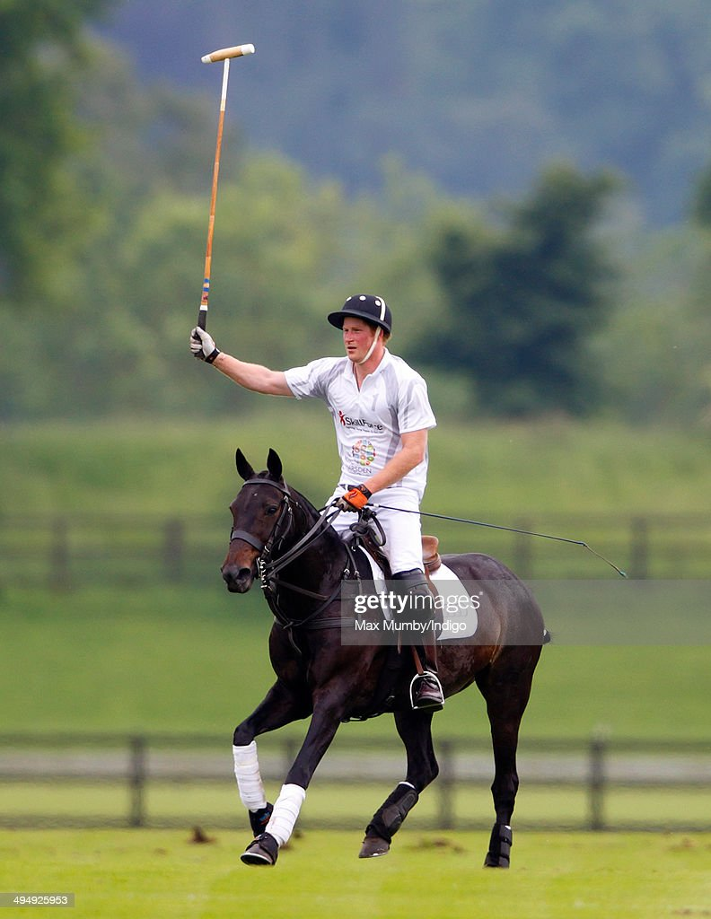 Audi Polo Challenge - Day 1 : News Photo