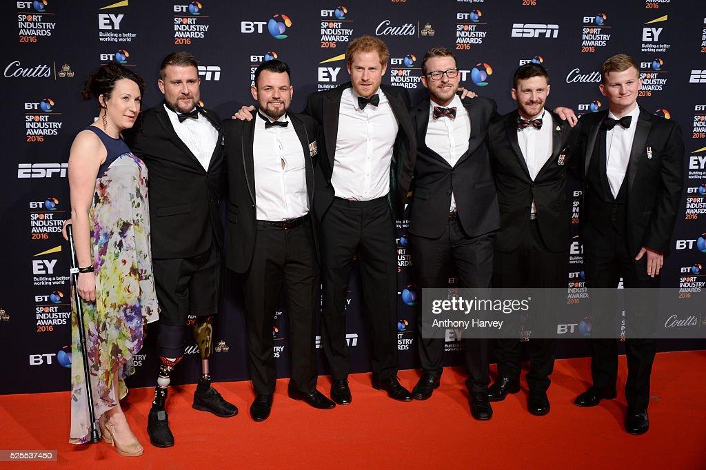 BT Sport Industry Awards 2016 : News Photo